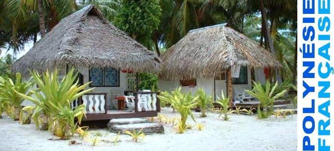 Tikehau, atoll des Tuamotu